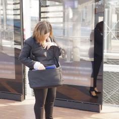LINK - Messenger bag for professionnal