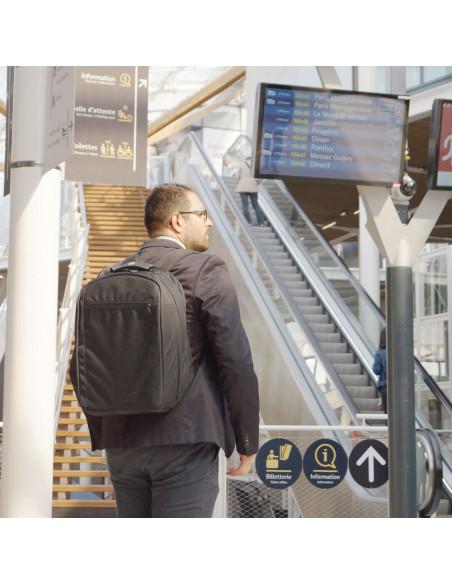 URBAN - Sac-à-dos ergonomique pour les déplacement professionnels